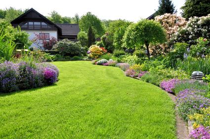 Gartenneuanlage & Gartenumgestaltung