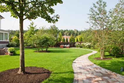 Pflasterarbeiten: Gartenwege, Treppen, Terassen